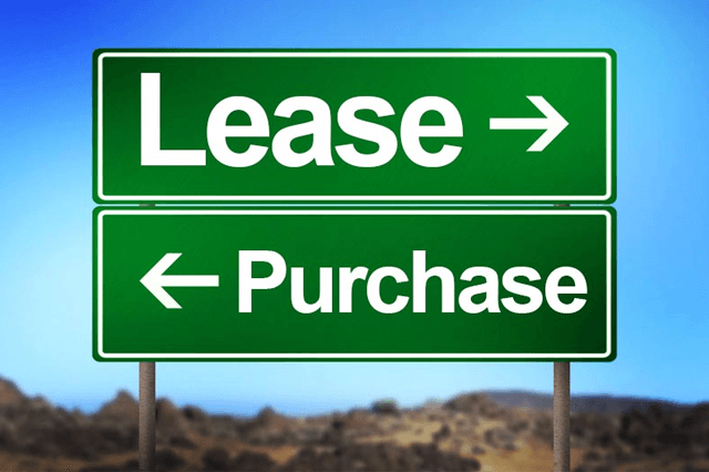 Lease vs Purchase