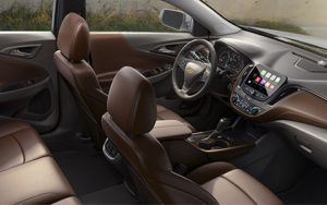 2017-Chevrolet-Malibu-Interior