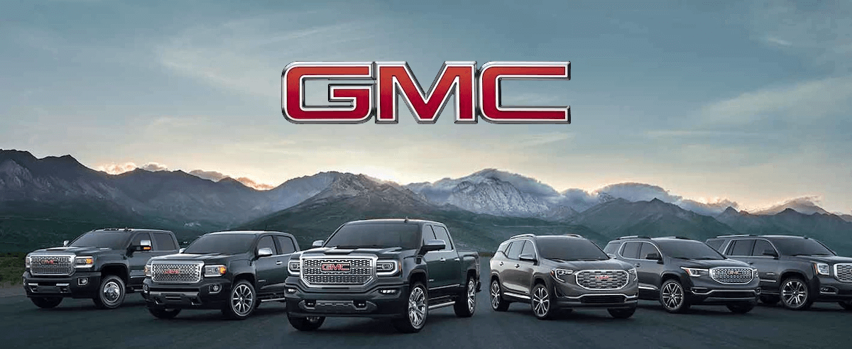 GMC Vehicle Promotions