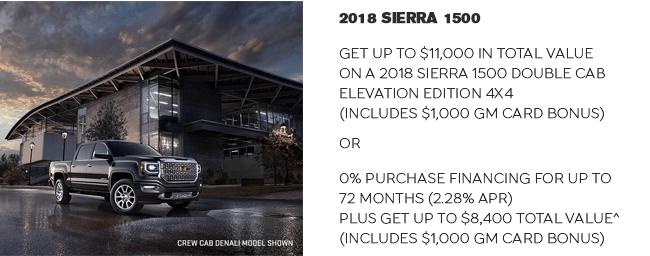 Sierra Promo