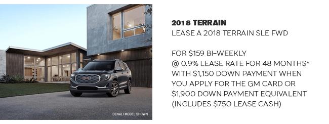 Terrain Promo
