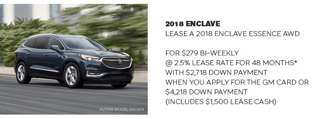 Enclave promo