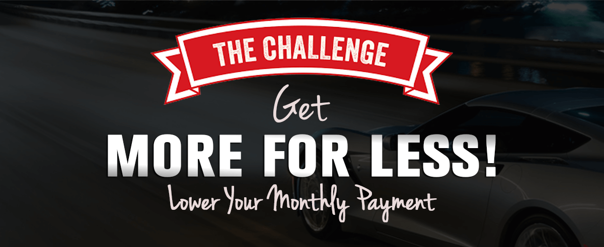 Cut Your Payment Challenge