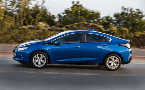2018 Chevrolet Volt Gas-Electric