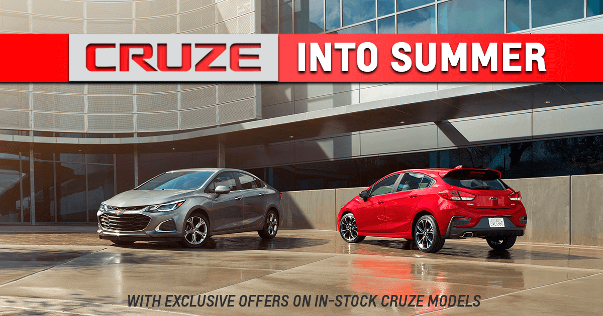 Cruze Into Summer