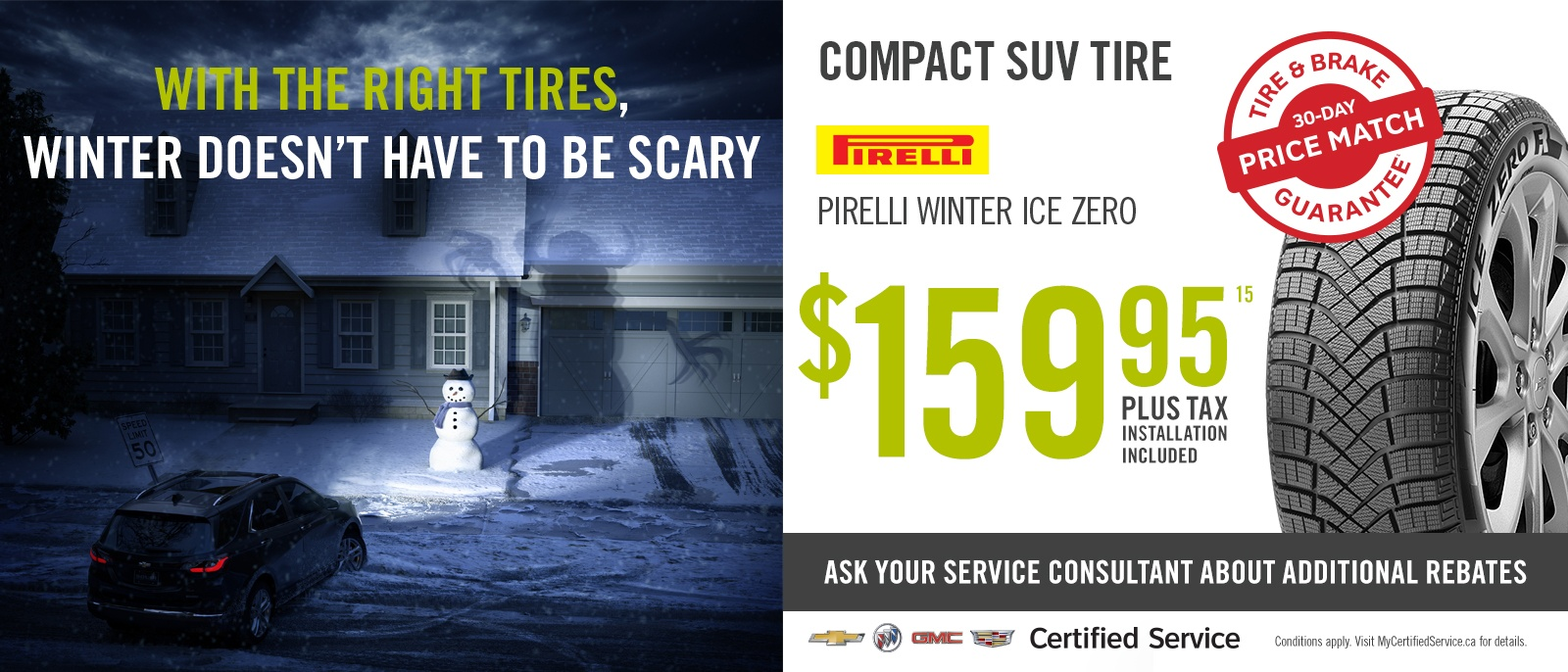 Compact SUV Tires