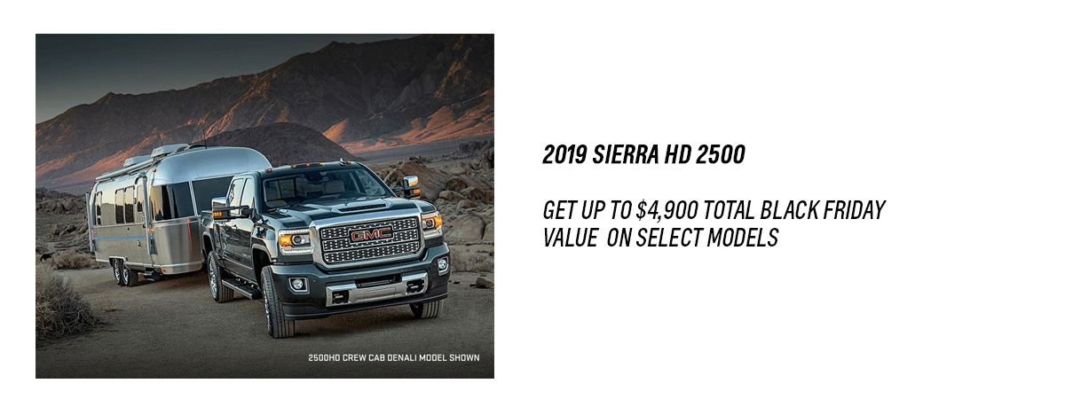 2019 Sierra HD