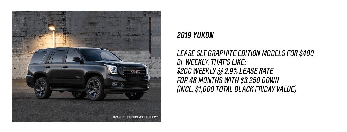 2019 Yukon