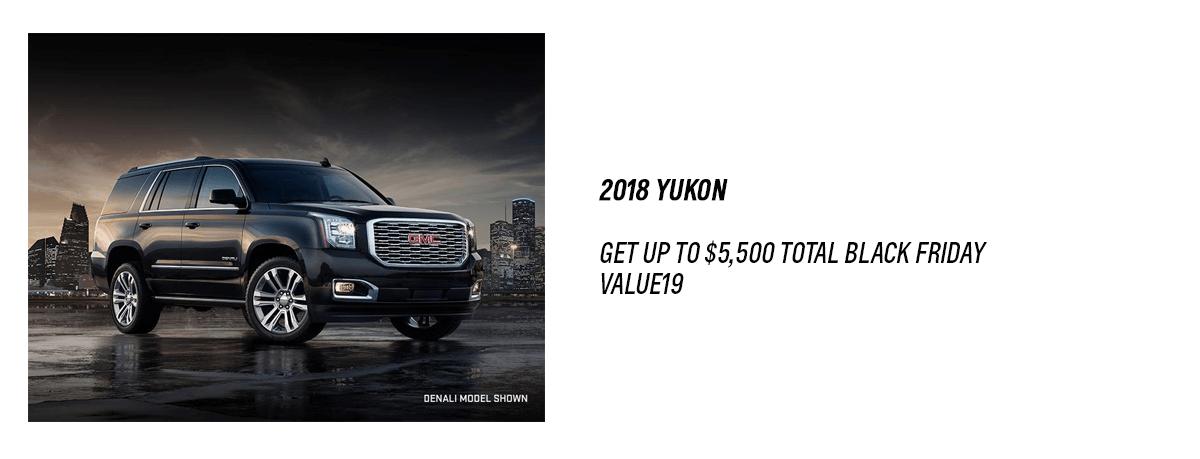 2018 Yukon