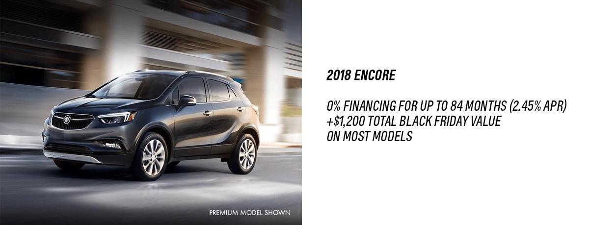 2018 Encore