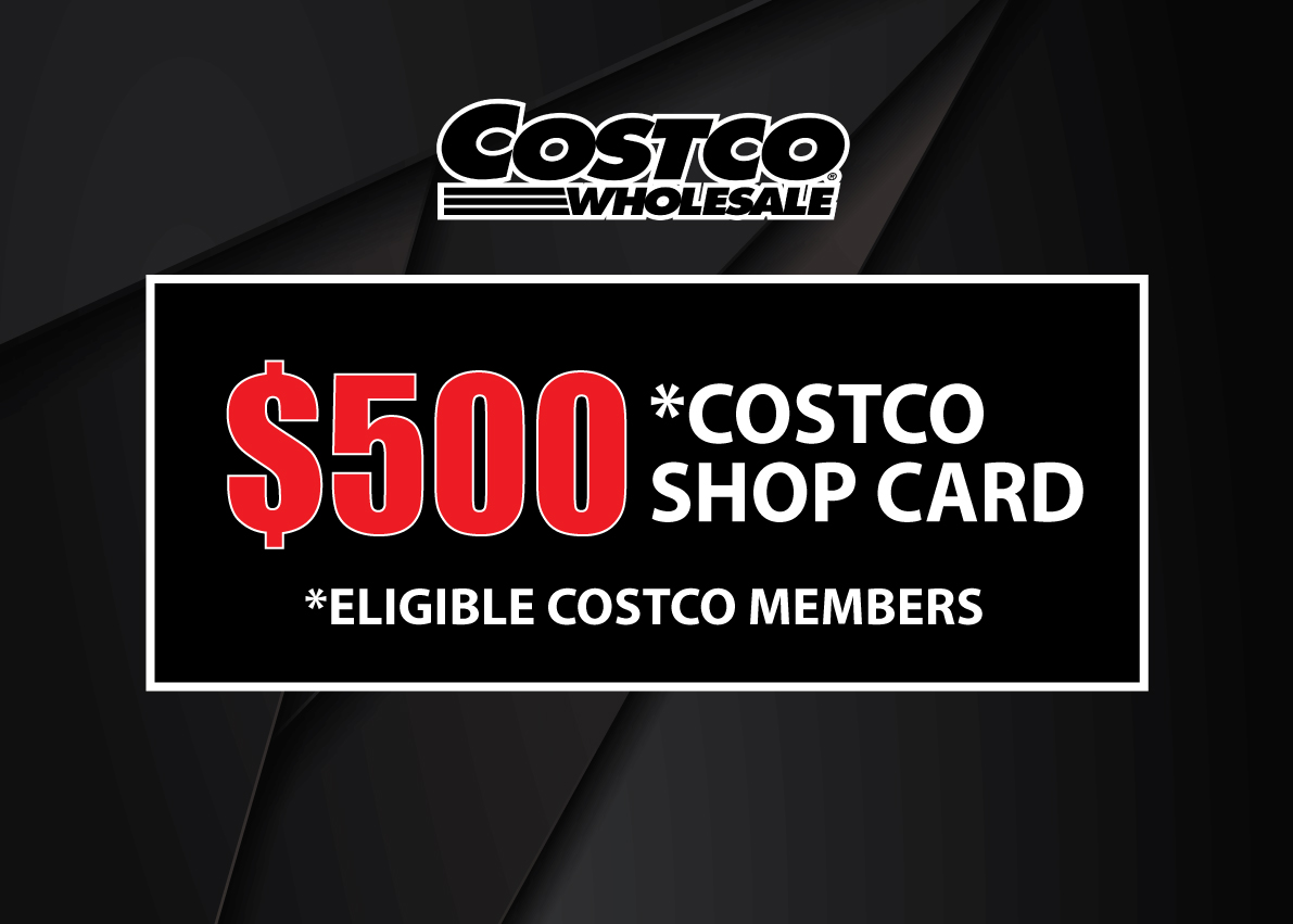 Costco Members Promotion