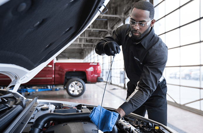 Get A Full Synthetic Oil Change For Less