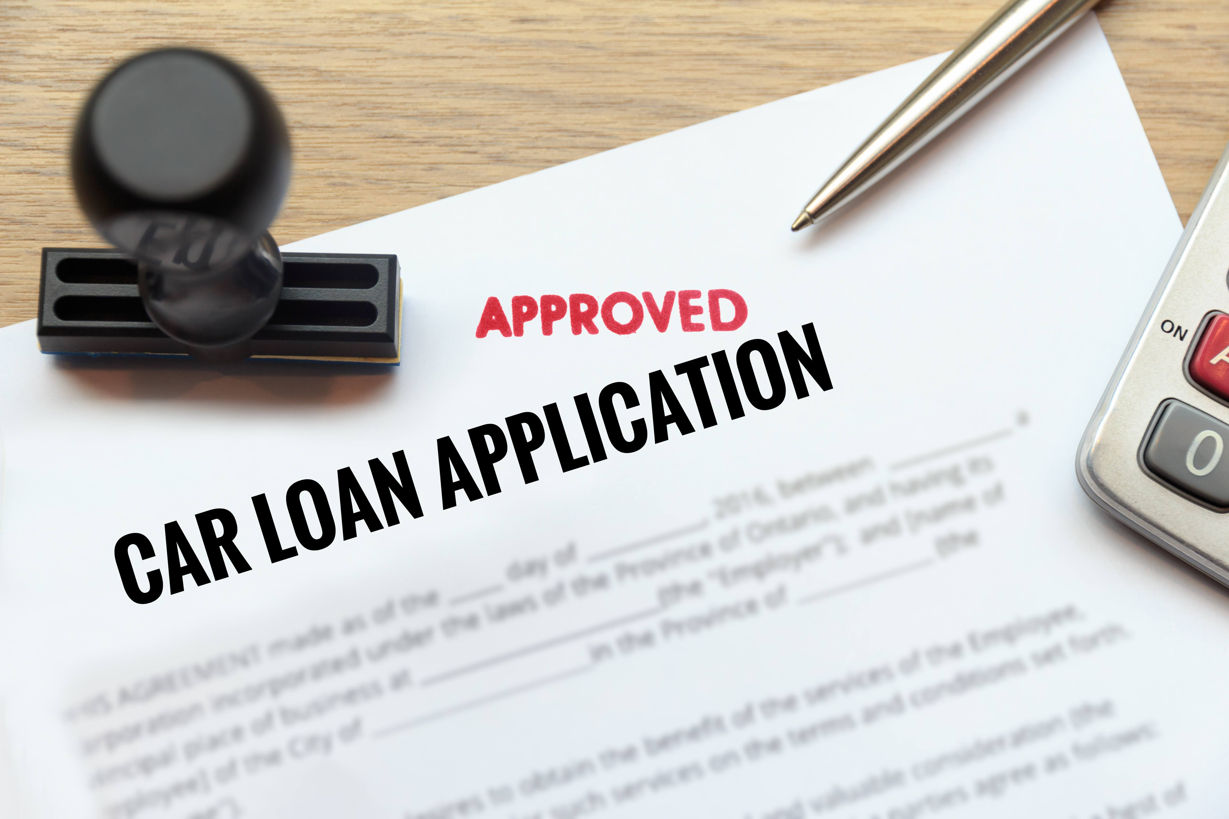 Approved Car Loan