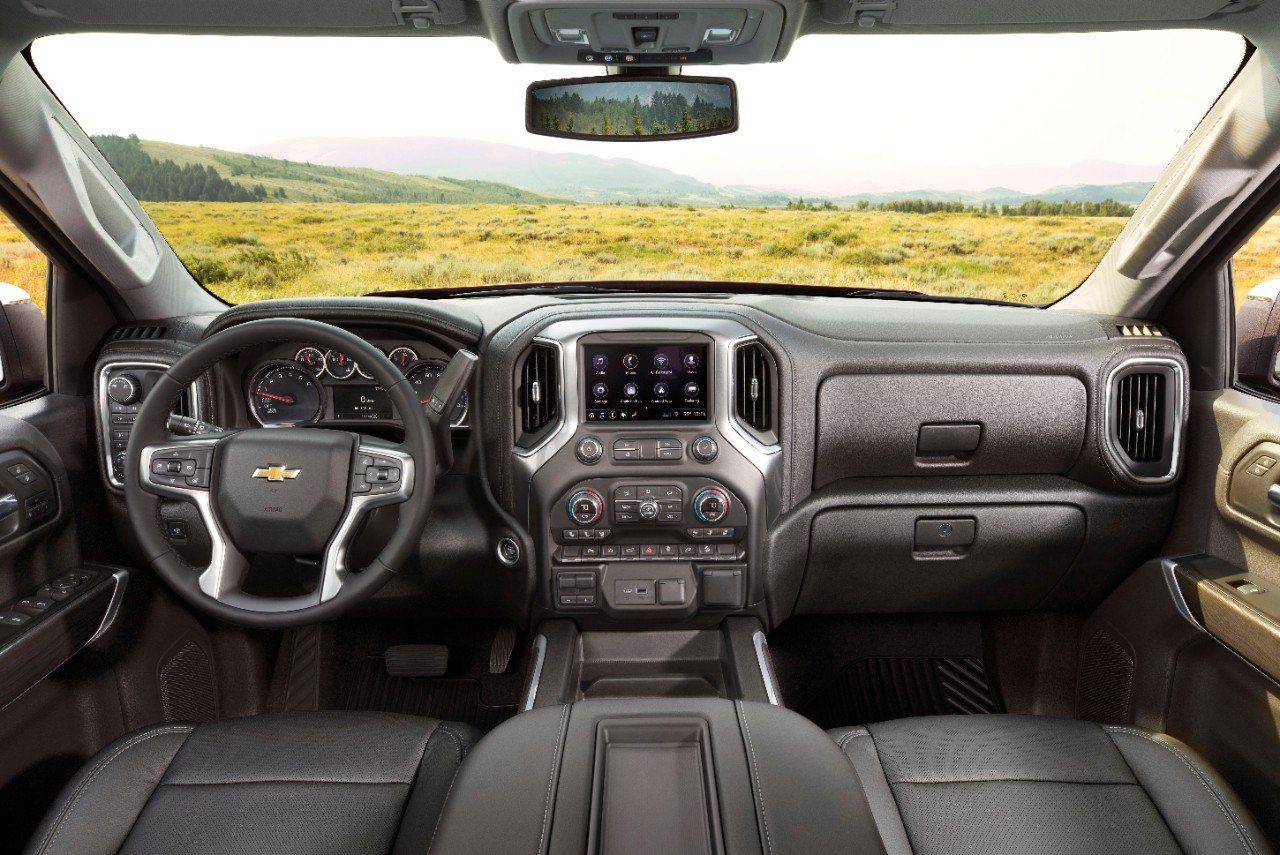 2020 Chevrolet Silverado LTZ
