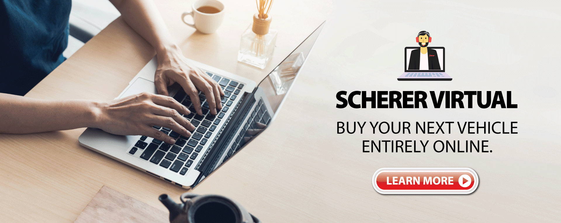 Scherer Virtual Sales - Buy your next vehicle online.